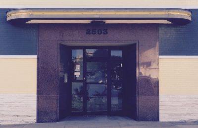RR Entrance