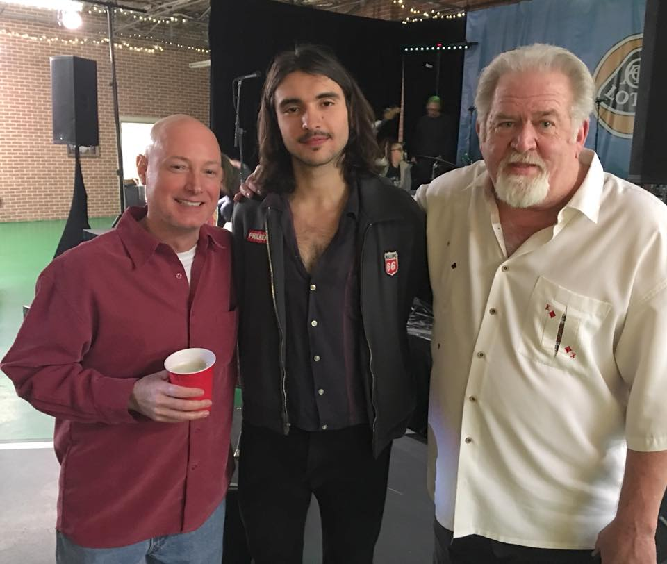 George, Dylan and Chris 2018