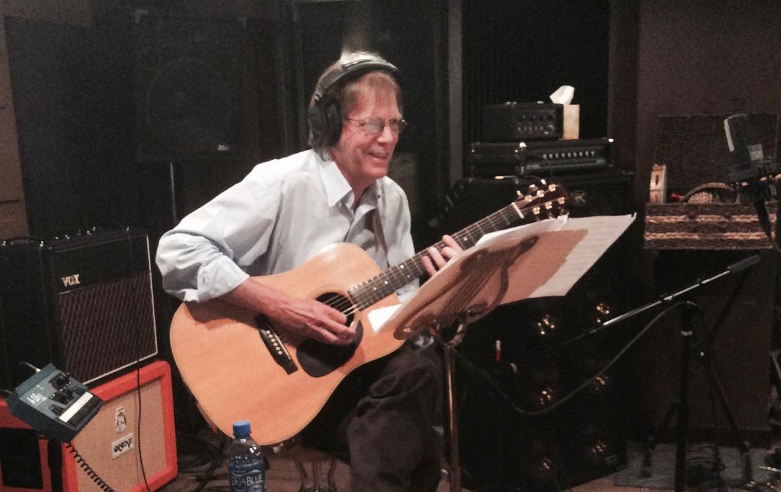 Robert Aberg Session 2014