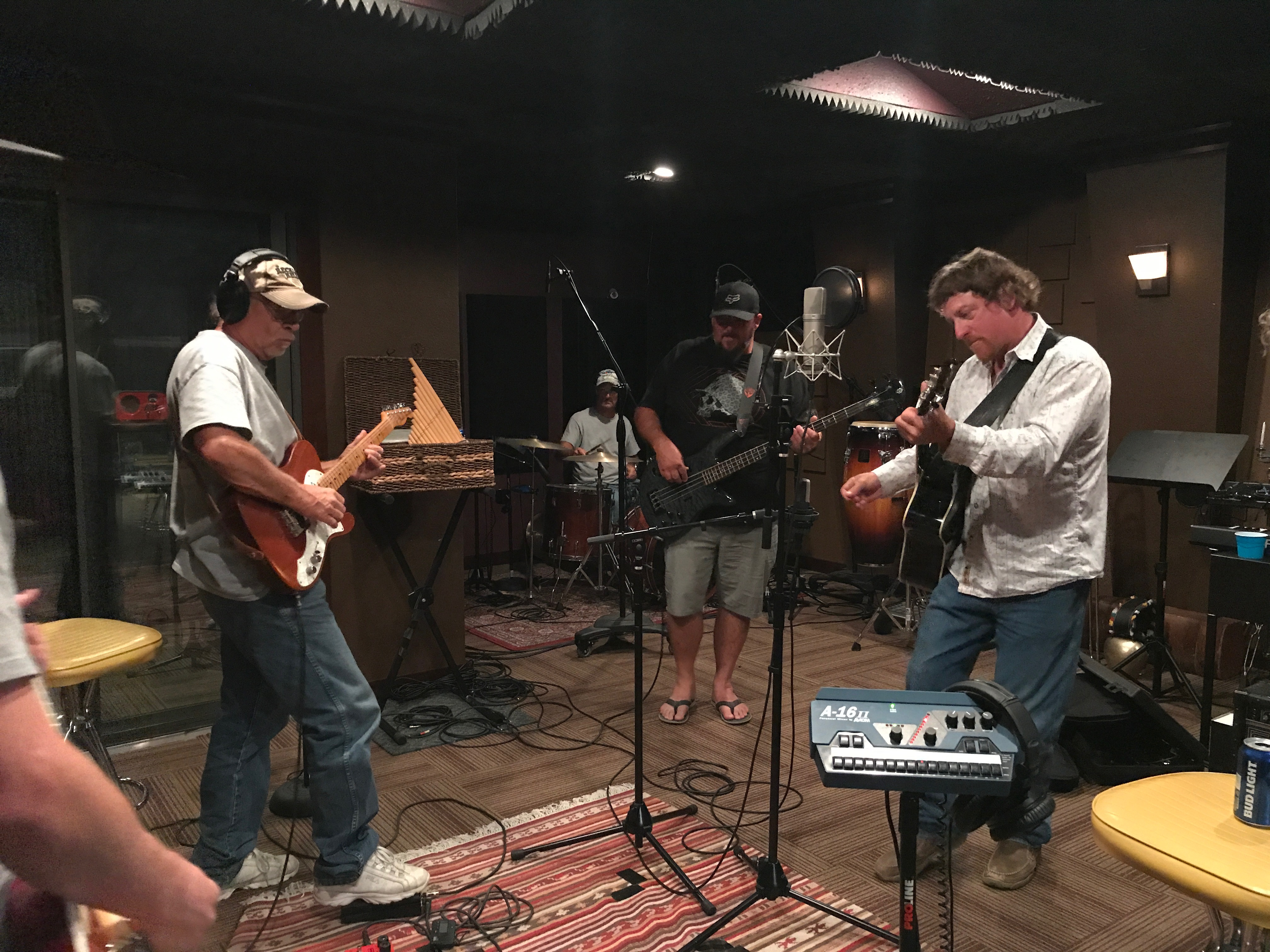 Double 7 Band Cutting Scratch Tracks