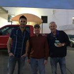 Jake Owen, George & Tommy