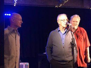 Bob Dance with Chris Pohl and George Mahn 2019