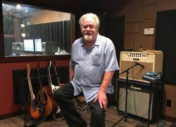 CP in the studio